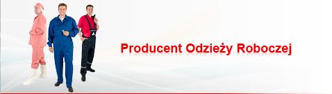 Odys - producent odzieży roboczej, środki ochrony pracy